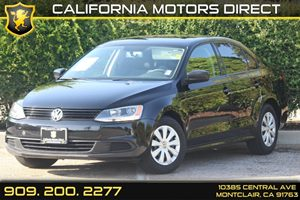 2013 Volkswagen Jetta Sedan S Carfax 1-Owner - No Accidents  Damage Reported to CARFAX  Black