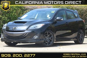 2013 Mazda Mazdaspeed3 Touring Carfax 1-Owner Air Conditioning  Multi-Zone AC Aluminum Pedals