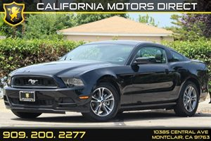 2014 Ford Mustang V6 Carfax 1-Owner - No Accidents  Damage Reported to CARFAX 6 Cylinders Air C