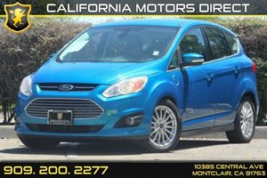 2013 Ford C-Max Energi SEL Carfax 1-Owner 120V Charge Cord 17 Machined Aluminum Wheels Air Co