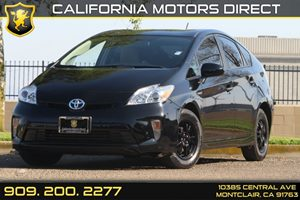 2013 Toyota Prius Two Carfax 1-Owner 4 Retractable Assist Grips Convenience  Keyless Start C