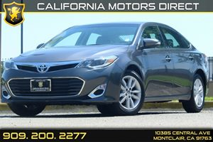 2015 Toyota Avalon XLE Carfax 1-Owner - No Accidents  Damage Reported to CARFAX Air Conditioning