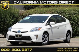 2015 Toyota Prius Two Carfax 1-Owner - No Accidents  Damage Reported to CARFAX 5 Person Seating
