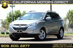 2013 Hyundai Tucson GLS Carfax Report - No Accidents  Damage Reported to CARFAX Air Conditioning