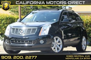 2013 Cadillac SRX Premium Collection Carfax 1-Owner  Black Ice Metallic - - - - - - - -