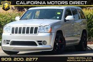 2010 Jeep Grand Cherokee SRT-8 Carfax 1-Owner - No Accidents  Damage Reported to CARFAX Displace