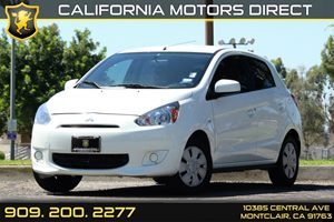 2014 Mitsubishi Mirage DE Carfax Report Air Conditioning  AC Audio  AmFm Stereo Audio  Aux