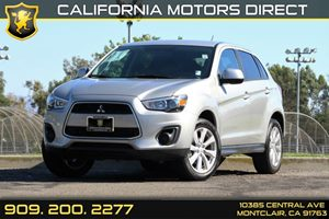 2015 Mitsubishi Outlander Sport ES Carfax 1-Owner Air Conditioning  AC Audio  AmFm Stereo A