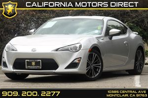 2014 Scion FR-S  Carfax 1-Owner - No Accidents  Damage Reported to CARFAX Air Conditioning  AC