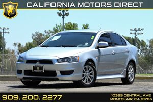 2013 Mitsubishi Lancer ES Carfax Report - No Accidents  Damage Reported to CARFAX Air Conditioni