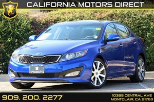 2013 Kia Optima SX Carfax 1-Owner - No Accidents  Damage Reported to CARFAX 2 Aux Pwr Outlets