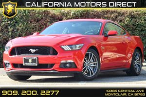 2015 Ford Mustang GT Premium Carfax 1-Owner - No Accidents  Damage Reported to CARFAX  Competi