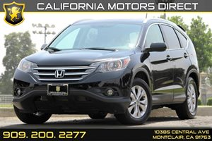2014 Honda CR-V EX-L Carfax 1-Owner Air Conditioning  AC Audio  AmFm Stereo Audio  Auxilia