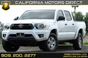 2014 Toyota Tacoma  Carfax 1-Owner Air Conditioning  AC Audio  AmFm Stereo Audio  Auxiliar