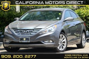 2013 Hyundai Sonata SE Carfax 1-Owner - No Accidents  Damage Reported to CARFAX  Harbor Gray M