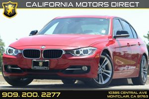 2012 BMW 3 Series 335i Carfax Report 2-Way Power Glass Moonroof With One-Touch Operation And