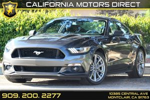 2015 Ford Mustang GT Carfax 1-Owner - No Accidents  Damage Reported to CARFAX 4 Person Seating C