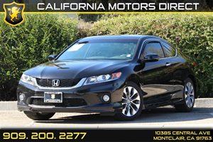 2013 Honda Accord Cpe EX Carfax 1-Owner Air Conditioning  AC Audio  Auxiliary Audio Input Au
