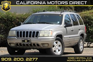 2001 Jeep Grand Cherokee Limited Carfax Report Air Conditioning  AC Audio  Cassette Audio