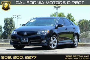 2013 Toyota Camry SE Carfax 1-Owner Air Conditioning  AC Audio  AmFm Stereo Audio  Auxilia