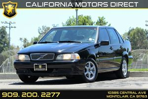 2000 Volvo S70  Carfax Report 6040 Split-Fold Rear Bench Seat-Inc Cargo Area Pass Through Head