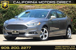 2014 Ford Fusion SE Carfax 1-Owner - No Accidents  Damage Reported to CARFAX  Sterling Gray Me