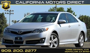 2014 Toyota Camry L Carfax 1-Owner - No Accidents  Damage Reported to CARFAX  Classic Silver M