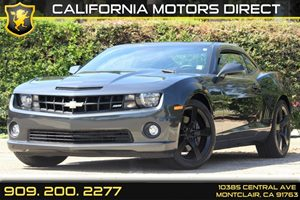 2013 Chevrolet Camaro SS Carfax Report - No Accidents  Damage Reported to CARFAX  Ashen Gray M