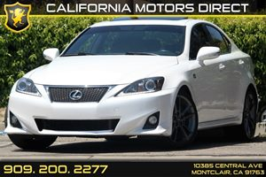 2012 Lexus IS 250  Carfax 1-Owner  Starfire Pearl 2809 Per Month - On Approved Credit---