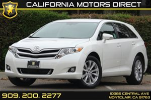 2013 Toyota Venza LE Carfax 1-Owner  White 22894 Per Month - On Approved Credit------