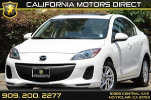2013 Mazda Mazda3 i Touring Carfax 1-Owner - No Accidents  Damage Reported to CARFAX  Crystal