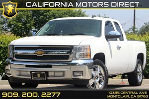 2012 Chevrolet Silverado 1500 LT Carfax Report  Summit White 24193 Per Month - On Approved C