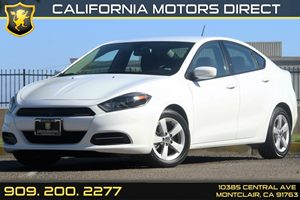 2016 Dodge Dart SXT Carfax 1-Owner - No Accidents  Damage Reported to CARFAX Analog Display Dis