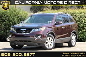 2013 Kia Sorento LX Carfax Report - No Accidents  Damage Reported to CARFAX Air Conditioning  A
