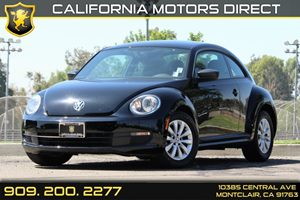 2013 Volkswagen Beetle Coupe 25L Entry Carfax 1-Owner Air Conditioning  AC Audio  AmFm Ster