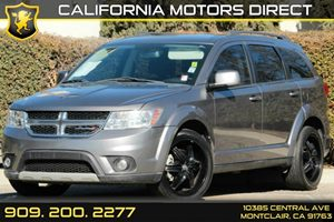 2012 Dodge Journey SXT Carfax 1-Owner - No Accidents  Damage Reported to CARFAX Audio  Auxiliar
