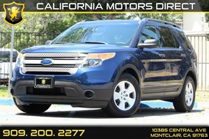 2012 Ford Explorer Base Carfax Report Convenience  Engine Immobilizer Convenience  Front Readi