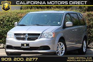 2013 Dodge Grand Caravan SXT Carfax Report - No AccidentsDamage Reported 120 Mph Primary Speedom