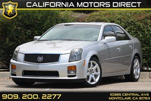 2007 Cadillac CTS-V  Carfax Report - No AccidentsDamage Reported 8 Cylinders Audio  Cd Changer