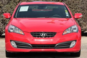 2012 Hyundai Genesis Coupe 38 Track Carfax 1-Owner Audio  Auxiliary Audio Input Audio  Cd Pla