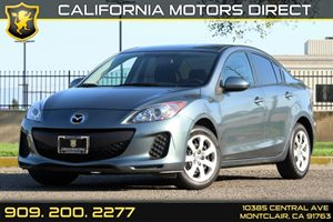 2013 Mazda Mazda3 i SV Carfax Report - No AccidentsDamage Reported 3-Spoke Urethane Steering Whe