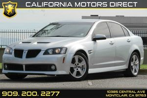 2009 Pontiac G8 GT Carfax Report Audio  Auxiliary Audio Input Audio  Cd Player Audio  Premiu