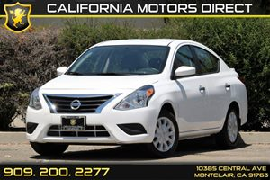 2015 Nissan Versa SV Carfax Report - No Accidents  Damage Reported to CARFAX 1 12V Dc Power Outl