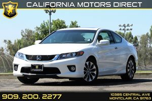 2013 Honda Accord Cpe EX Carfax 1-Owner - No Accidents  Damage Reported to CARFAX Air Conditioni