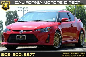 2014 Scion tC  Carfax 1-Owner - No Accidents  Damage Reported to CARFAX 6-Way Driver Seat -Inc