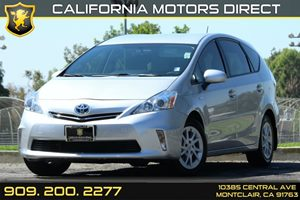 2013 Toyota Prius v Two Carfax 1-Owner Air Conditioning  AC Audio  AmFm Stereo Audio  Auxi