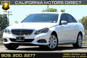 2014 MERCEDES E350 Luxury Sedan Carfax 1-Owner 5 Person Seating Capacity Air Conditioning  AC