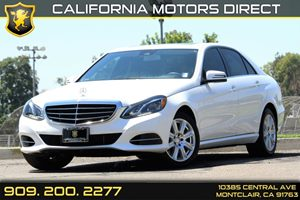 2014 MERCEDES E350 Luxury Sedan Carfax Report 5 Person Seating Capacity Air Conditioning  AC
