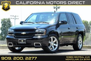 2007 Chevrolet TrailBlazer SS Carfax Report - No AccidentsDamage Reported Air Conditioning  AC
