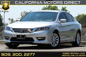 2013 Honda Accord Sdn EX-L Carfax Report Air Conditioning  AC Audio  AmFm Stereo Audio  Cd